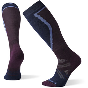 Smartwool PhD Ski Medium Socken Damen bordeaux